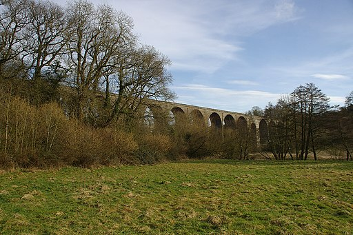 Pensford Viaduct MMB 04
