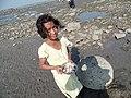 People Kids Working Rocks Sea Trees Boats Birds at Saint Martin's Island Teknaf Cox's Bazar Bangladesh 16.jpg