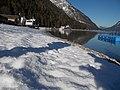 Pertisau beach with snow.jpg