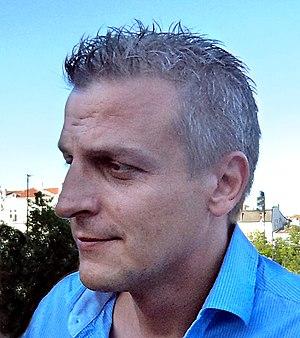 Petar Moskov - Image: Petar Moskov 2013 07(croppedd)