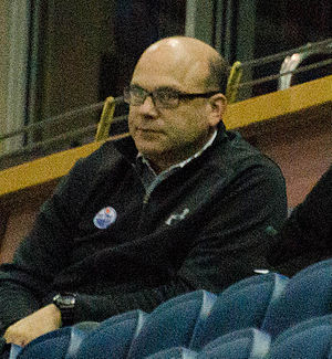 Peter Chiarelli (ice hockey) - Chiarelli in 2015