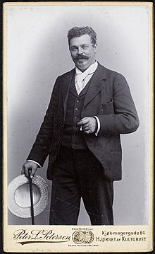 Peter Cornelius - 1895 - Peter Elfelt - Royal Danish Library.jpg