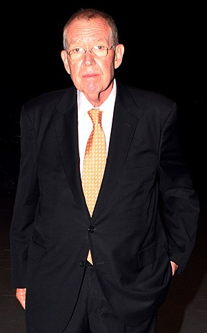 Peter Harvey - Harvey at a media conference in 2012