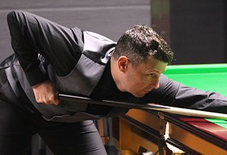 Peter Lines English snooker player