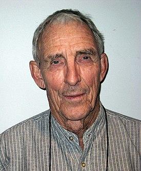 Peter Matthiessen American novelist