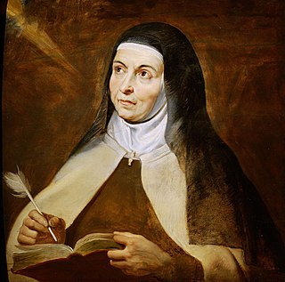 Teresa of Ávila Roman Catholic saint