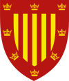 Peterhouse shield.svg