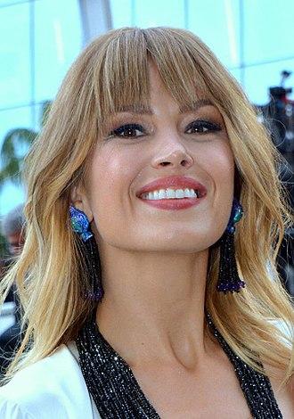 Petra Němcová - Němcová at the 2018 Cannes Film Festival.