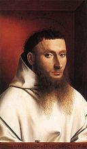 Petrus Christus - Potrait of a Carthusian - WGA4855.jpg