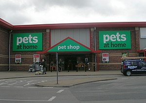 Pets at Home - Pets at Home, Westgate Retail Park, West Yorkshire. (2009)