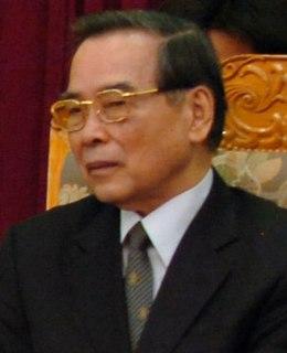 Phan Văn Khải Vietnamese politician