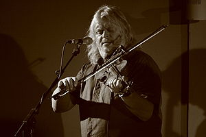 The Fiddle Collection - Phil Beer playing the fiddle (pictured in 2009).