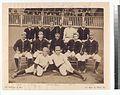Philadelphia Baseball Club, 1887, Capt. Irwin, Maul, McGuire, Wood, Fogarty, Ferguson, Buffinton, Farrar, Gunning, H. Wright, Clements, Bastian, Mulvey (NYPL b13537024-56277).jpg