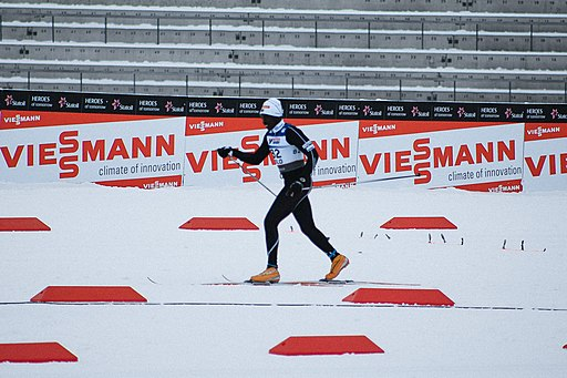 Philip Boit 2011 FIS Cross-Country World Cup Oslo