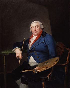 Philippe Jacques de Loutherbourg by Philippe Jacques de Loutherbourg.jpg