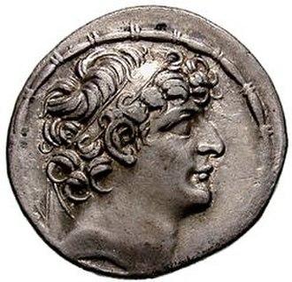 Philip I Philadelphus - Image: Philippus Philadelphus