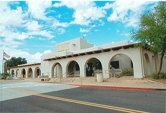 Phoenix Deer Valley Airport - Phoenix Deer Valley Airport Terminal