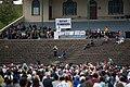 Photo of crowd and speakers at vigil.jpg