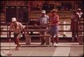 Photograph of Shuffleboard at the Century Village Retirement Community - NARA - 548567.tif