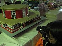 Photographing Arnos Grove - Museum Depot - London Transport Museum Open Weekend March 2012 (6825112836).jpg