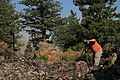 Photographing the eclipse at Jerry Peak Wilderness (36689538466).jpg