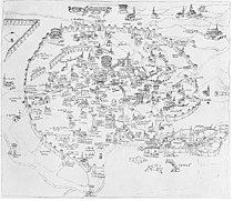 Pianta di Roma 1474 - Alessandro Strozzi.jpg