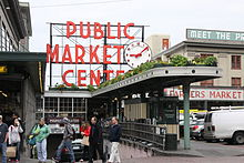 Pike Place Market, Seattle
