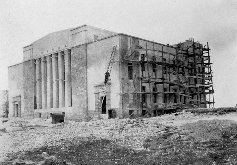 תל אביב - תחנת החשמל הראשונה