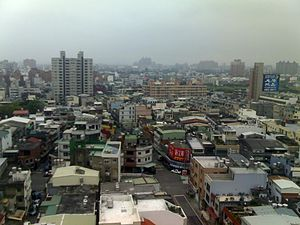 Pingzhen District - Image: Pingzhen city view