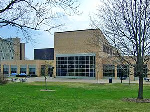 University of Wisconsin–Platteville - Pioneer Student Center