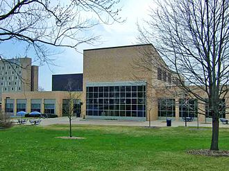 University of Wisconsin–Platteville - Pioneer Student Center