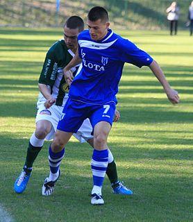 Piotr Tomasik Polish association football player