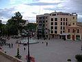 Plaça de Burjassot des de les sitges.JPG