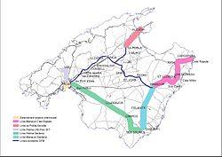 Metro de Palma de Mallorca  Wikipedia la enciclopedia libre
