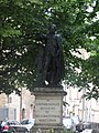 Place Monge, Beaune - statue of Gaspard Monge (35247855960).jpg