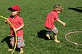Playing with hula hoops at Whistler Children's Festival (9368521222).jpg