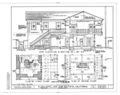 Plaza Hotel, Second Street, San Juan Bautista Plaza, San Juan Bautista, San Benito County, CA HABS CAL,35-SAJUB,4- (sheet 6 of 11).png