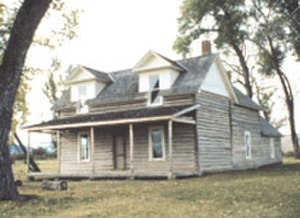 National Register of Historic Places listings in Montana - Chief Plenty Coups (Alek-Chea-Ahoosh) House, in Big Horn County