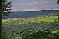 Pohled na Velenov ze skalky jihozápadně od Valchova, okres Blansko.jpg