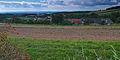 Pohled na obec od severovýchodu, Kozárov, okres Blansko.jpg