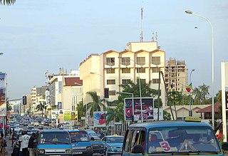 Department in Pointe-Noire Department, Republic of the Congo