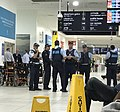 Police officers of the Australian Police Force at the airport.jpg