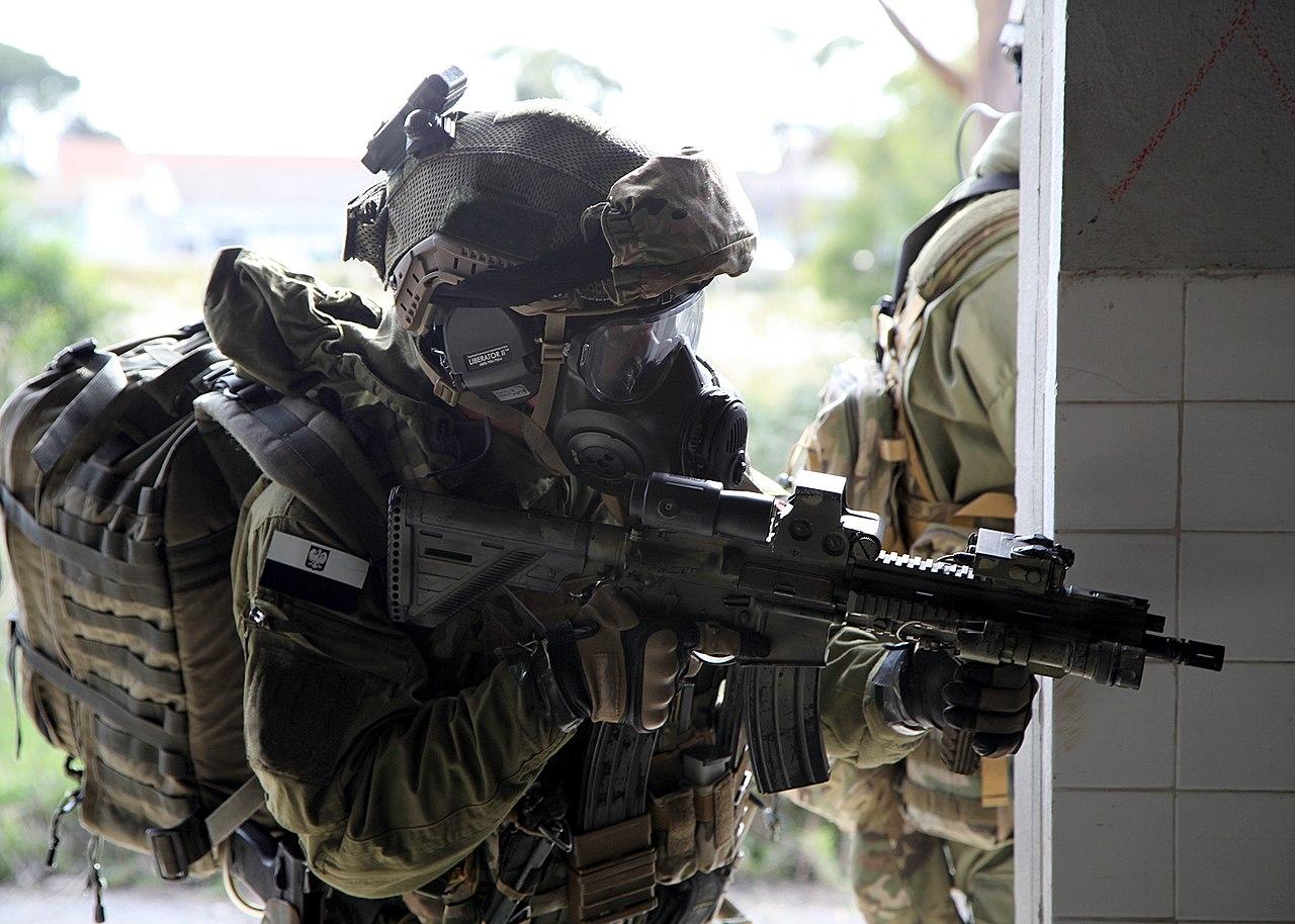 File Polish Sof Lisbon Nato Trident Juncture 15