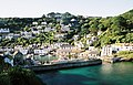 Polperro, on a perfect day - geograph.org.uk - 498722.jpg