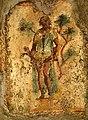 Pompeii - Lupanar - Priapus.jpg