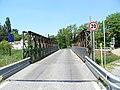 Ponte Bailey sul canale Bisatto (Marendole, Monselice) 02.jpg