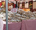 Pork Scratchings for sale at the Great British Beer Festival 2016 02.jpg