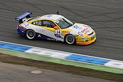 Porsche race car Rast amk