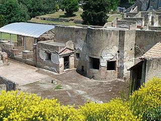 Suburban Baths (Pompeii)