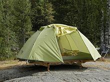 Tent Platform Wikipedia